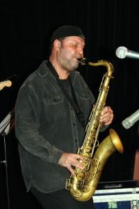 Jazzový muzikant Milan Krajíc
